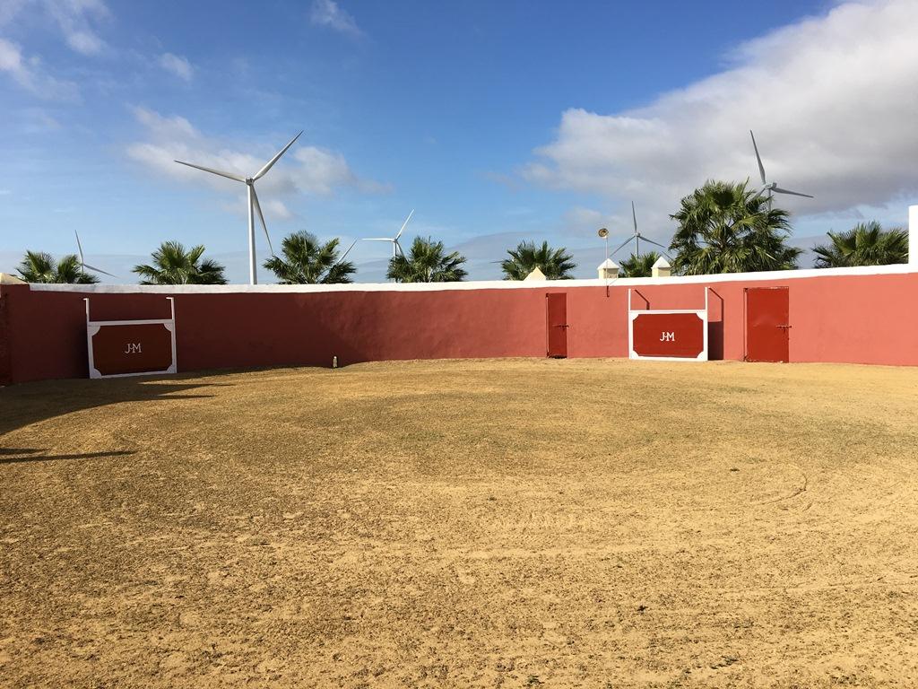 Plaza de toros Dehesa Bolaños