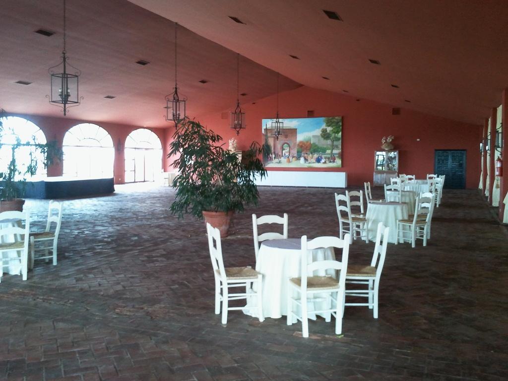 Salón baile y barra libre en Dehesa Bolaños