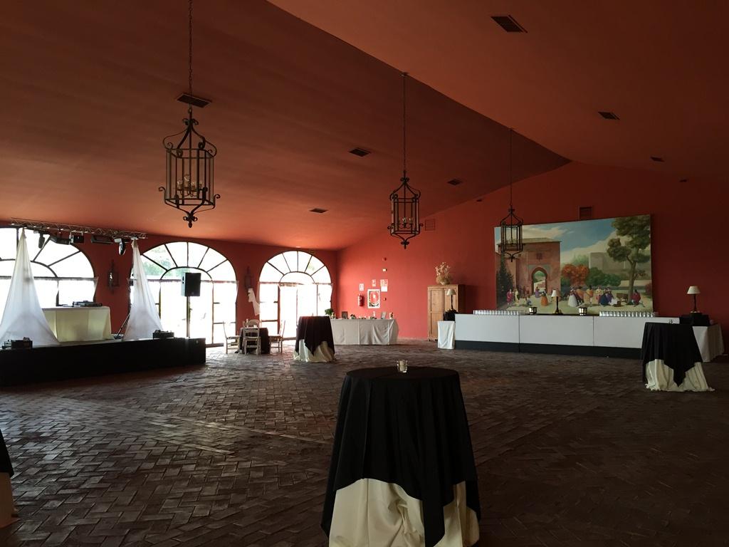 Salones baile Dehesa Bolaños