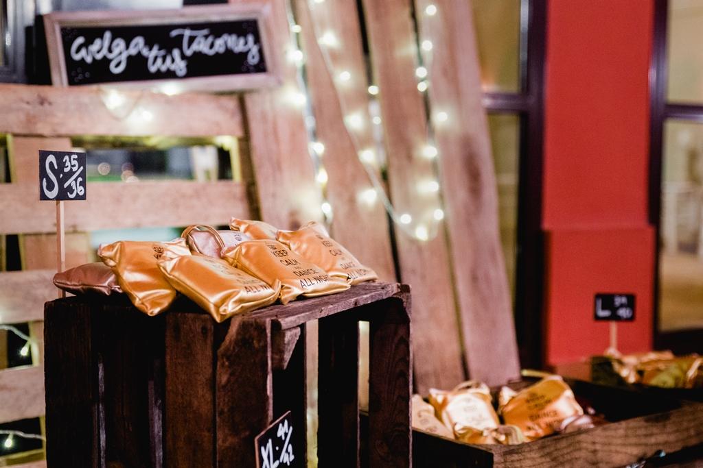 Detalles invitados - Boda María & Ale en Dehesa Bolaños