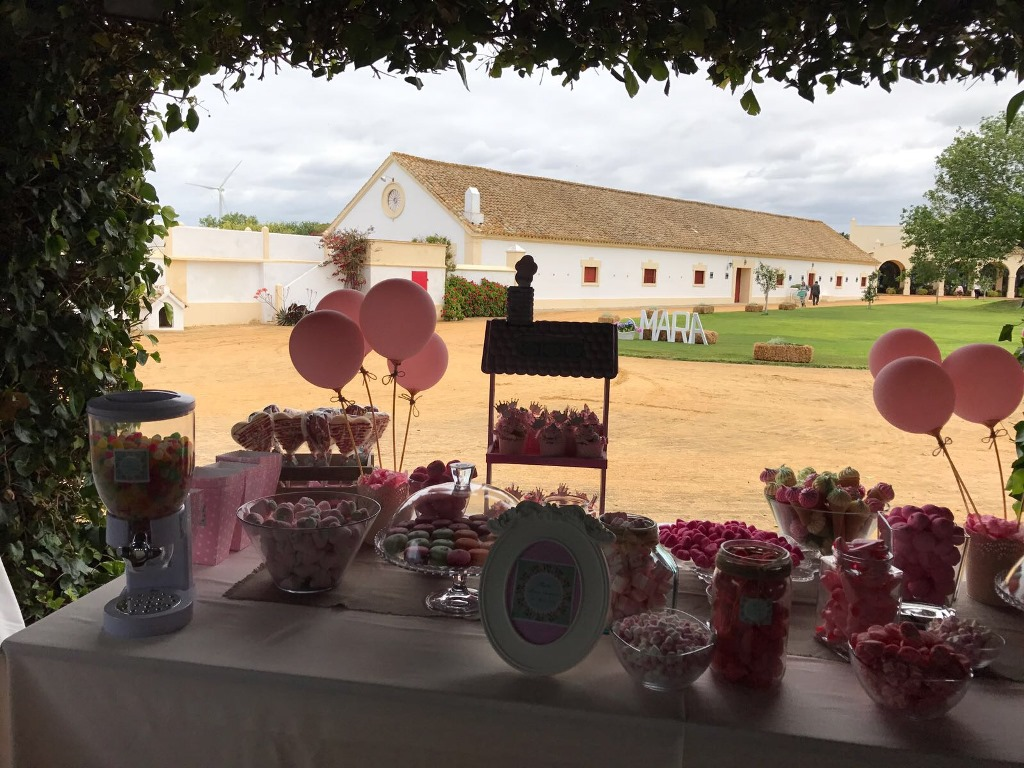 Candy bar - Comunión María en Dehesa Bolaños