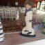 Almuerzo salón - Comunión Curro en Dehesa Bolaños